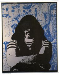 Pigpen - 1985 Stanley Mouse handbill (B)