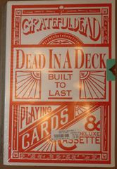 Dead in a Deck - original 1989 issue