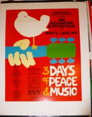 Woodstock - authorized reprint