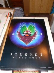 Journey World Tour 1979 Mouse & Kelley