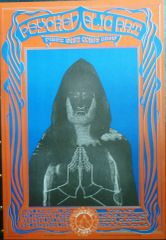 Psychedelic Art Show 1967 - reprint