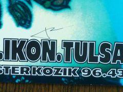 Thrill Kill Kult - Kozik - signed 1996