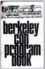 Berkeley Con Program Book
