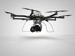 RCP MADE TO ORDER HEXACOPTER RTF W/CAMERA SIZE 60 Y