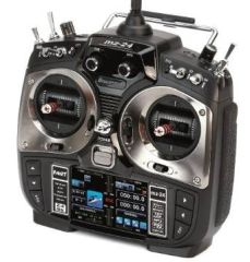 RADIOS Graupner MZ-24 HoTT (Hopping Telemetry Transmission) 2.4GHz 12 Channel transmitter