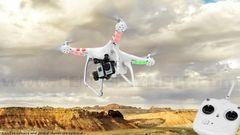 CENTURY DJI PHANTOM 2RTF UAV MULTI-ROTOR QUADCOPTER