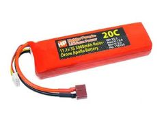 BATTERIES 11v 3000mah 20c