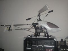 R/C HOBBIES AIRTRONICS SIZE 30 GAS HELICOPTER
