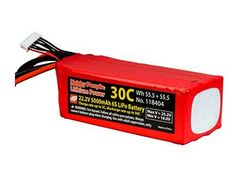BATTERIES 5000 MAH 30C