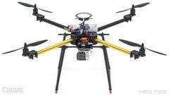 CENTURY NEO 720 UAV MULTI ROTOR QUADCOPTER
