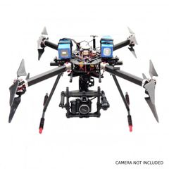 GRYPHON DYNAMICS GF-X8 HEAVY LIFTER DRONE CAMERA NOT INCLUDED OCTOCOPTER