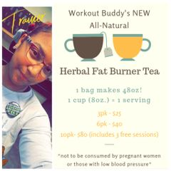 HERBAL FAT BURNER TEA FROM MIRANDA