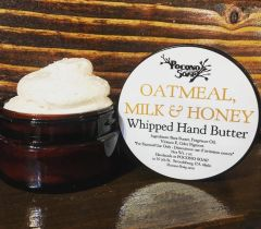 Whipped Hand Butter (Asst. Scents)