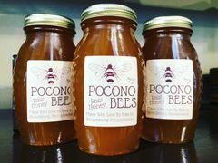 Pocono Bees Honey