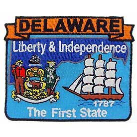 Delaware State Patch