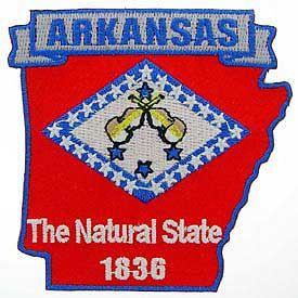 Arkansas State Patch