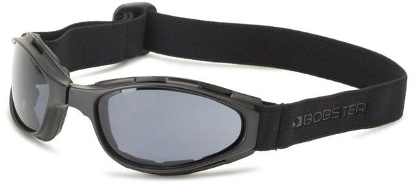 Crossfire Smoked Lens Folding Goggles