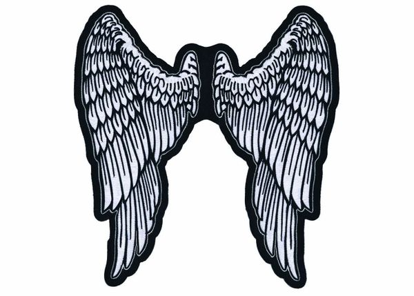 Large Wings Back Patch