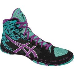 Asics Cael v7.0 - Black/Orchid/Turquoise