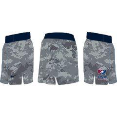 Nike Men's USAWR Fight Short - Camo