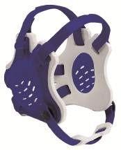 Tornado Royal/White Headgear