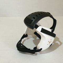 LDR Headgear White Adult