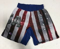 USA Rocky Fight Shorts