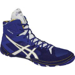 Asics Cael v7.0 - Blue/White/Rich Gold