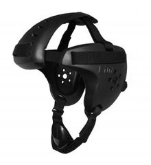 LDR Headgear Black Youth