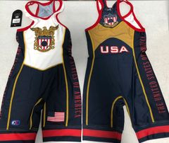 USA Shield Singlet