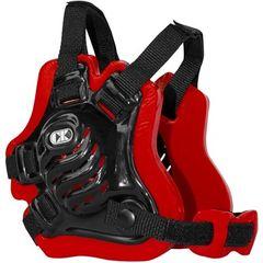 Tornado Red/Black Headgear