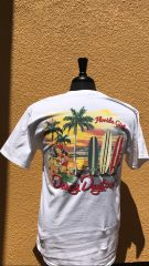 Florida Girl Tee - White