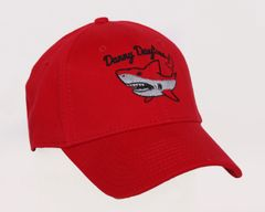 Danny Daytona Ball Cap - Red