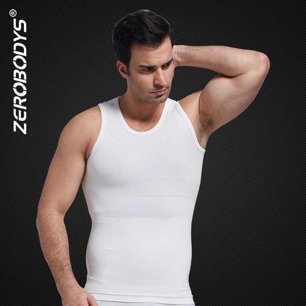 4ca33003dca Waist Trainer Body Shaper Bamboo Compression Vest