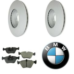 BMW 128i 2010-2013 BRAKE KIT FRONT fits , 325/328 2006-2007 #1A