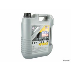 Liqui Moly 5w-40 TOP TEC 4100 Fully Synthetic ENGINE OIL 5 Liter Jug