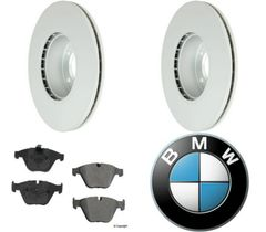 BMW 328 2007-2013 BRAKE DISCS & PADS KIT #3B