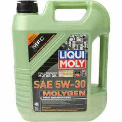 Liqui Moly 5w-30 Molygen New Generation Fully Synthetic ENGINE OIL 5 Liter Jug