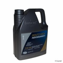 Pentosin Pento HP II 5w-40 Engine Oil. VW,AUDI,BMW,MB,Porsche