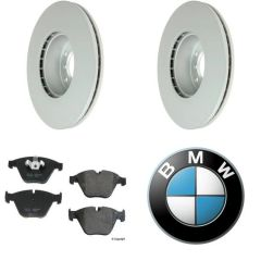 BMW 328 2007-2013 BRAKE DISCS & PADS KIT #3C