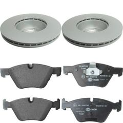 BMW 128i 2010-2013 BRAKE KIT FRONT fits , 325/328 2006-2007 #1D