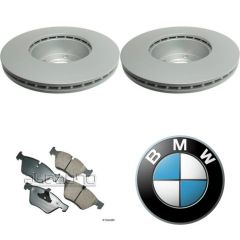 BMW 128i 2010-2013 BRAKE KIT FRONT fits , 325/328 2006-2007 #1C