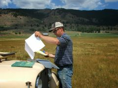 Holistic Land Planning and Biological Monitoring Course, Springs Ranch, Fort Bidwell, California, July 12 to 15, 2018
