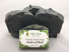 Shades of Black soap-Available Feb 15