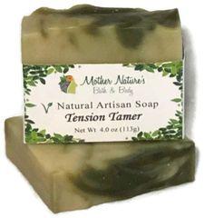 Tension Tamer soap