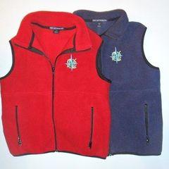 NCA Compass Fleece Vest