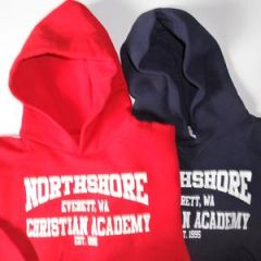 NCA PE Hooded Sweatshirt