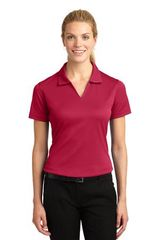 NCA Staff Ladies Short-Sleeve Polo Shirt