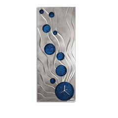 Bouyancy Clock by Artisan House (Original Piece)
