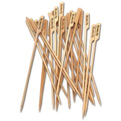 The Big Green Egg Bamboo Skewers